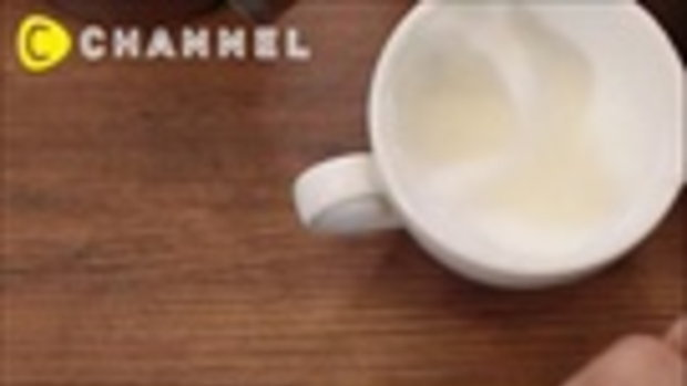 3D Latte art  ลาเต้อาร์ทสวยๆ บนแก้วลาเต้เย็น