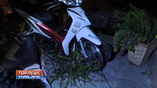 กลุ่มวัยรุ่นขับรถไล่ทำร้ายร่างกาย ก่อนลงมารุมซํ้า มีผู้ได้รับบาดเจ็บ 4 คน