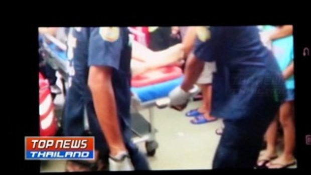 อุกอาจ!! รัวยิงหญิงวัย 34 ปี เสียชีวิต ในร้านสะดวกซื้อ ผบก.น.9 คาดปมชู้สาว สั่งชุดสืบสวนลงพื้นที่เร่