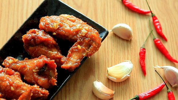 Sanook Good Stuff : ง่ายมากไก่ทอดเกาหลีสุดฮิต ทำเองได้ไม่ต้องรอคิว