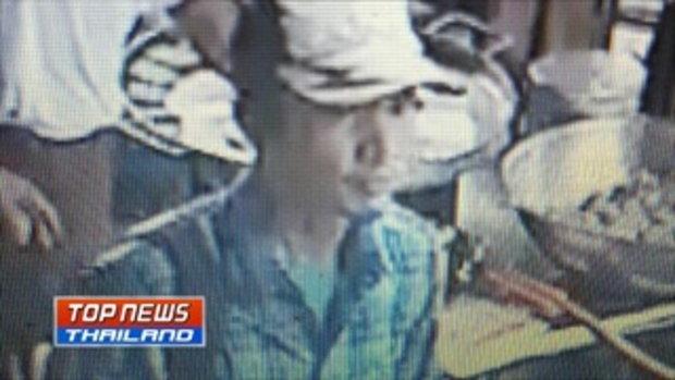 เผยโฉมหน้า 3 ผู้ต้องสงสัย !! สวมหมวกเดินถือถุงรอบเมืองหัวหิน คาดเอี่ยวลอบวางระเบิด