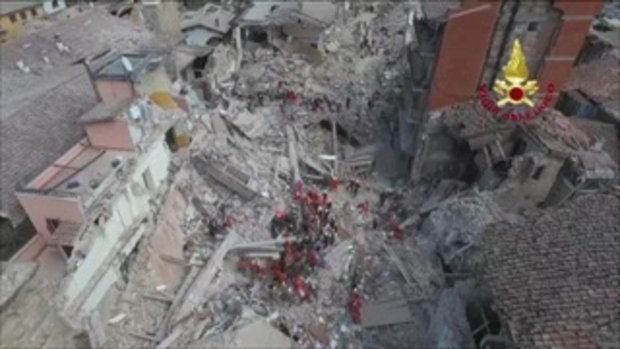 แผ่นดินไหวอิตาลี