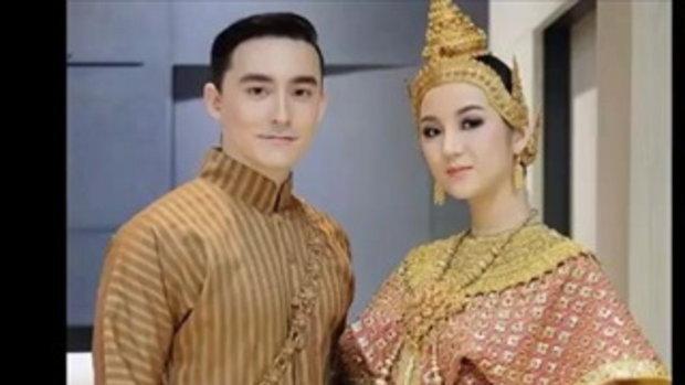 ต้าเหนิง กัญญาวีร์ งดงามในชุดไทย สวยเลอค่า ดุจนางในวรรณคดี
