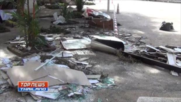 ผู้การฯ เผย รู้ตัว 2 คนร้ายวางระเบิดคาร์บอมแล้ว ล่าสุดเหยื่อเสียชีวิตเพิ่มอีก 1 ราย