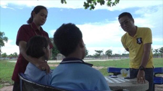 ครูชี้แจง คลิปดราม่าให้นักเรียนกราบขอขมาหน้าเสาธง เพราะเรื่องเต้าหู้