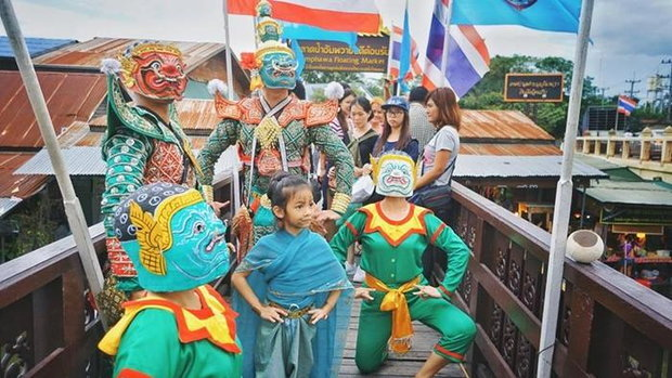 กองทัพ ทศกัณฐ์ ยกทัพ..ตะลุยถ่ายรูปทั่วไทย ดังทั่วโซเชียล