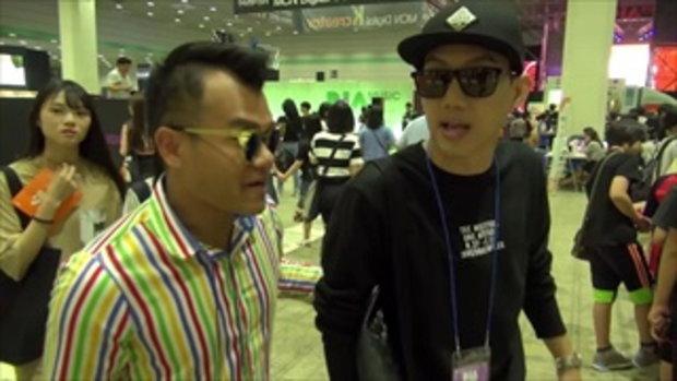 ตะลุย เกาหลี บุกตึก JYP (Part 2/3)