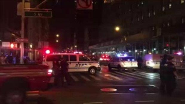 ลอบวางระเบิด! 'นิวยอร์ก' บาดเจ็บ 29