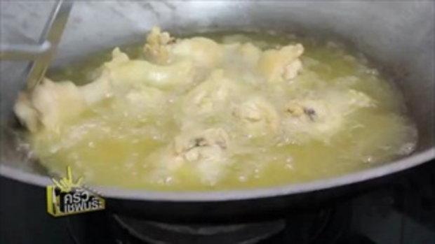 ครัวเชฟบร๊ะ - ไก่ทอดโอปป้า ดาร่าซารางเฮ!! [Ep.49]