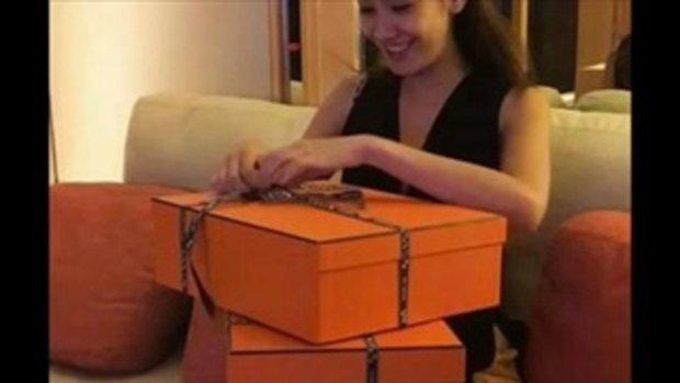 มิน พีชญา เอากระเป๋าหรูกลับไทยแล้ว ยันเสียภาษีครบ แต่ไม่ขอโชว์ใบเสร็จ
