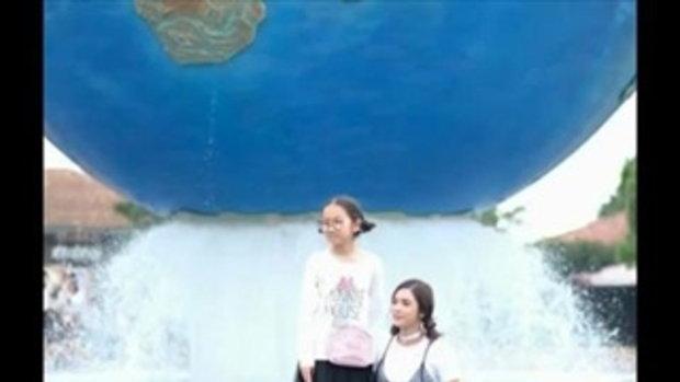 อุ้ม ลักขณา ควง น้องการ์ตูน เที่ยวญี่ปุ่น เผยภาพอบอุ่นสไตล์มาม๊ากับลูกสาว