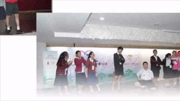 ภาพความประทับใจโครงการเยาวชนรักบ้านเกิด เพื่อแทนคุณแผ่นดิน @ จังหวัดลำปาง