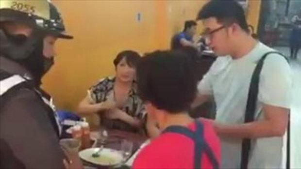 อีกแล้ว! นักท่องเที่ยวจีนกินไม่จ่าย อ้างแพง-น้ำแข็งไม่ฟรี