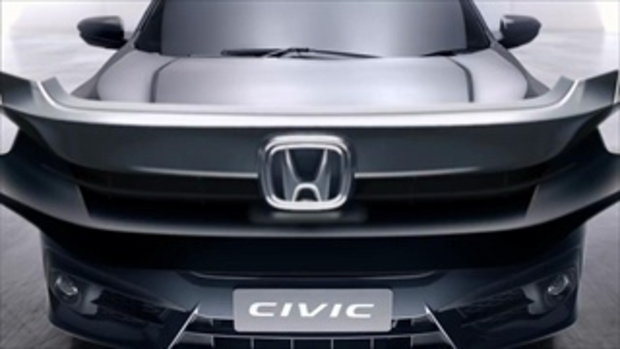 All-new Civic 2016 (Official TVC)