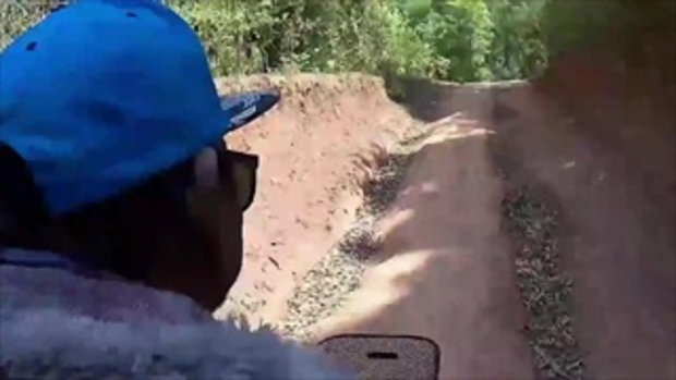 แนะนำเส้นทางไปเที่ยวผาตัด Phetchabun 125 c.c. (ขากลับแวะถนนคนเดินไทหล่ม)