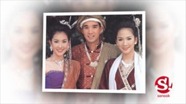 ผู้หญิงใส่ชุดไทย สวยดุจนางในวรรณคดี