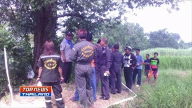 พระฆ่าอำพรางเด็กชายวัย 6 ขวบ ใต้ต้นมะขามกลางทุ่งนา