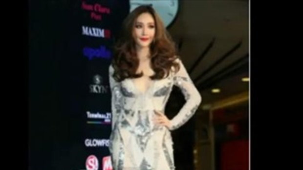 แตงโม นำทัพดาราดังร่วมงาน Miss MAXIM 2016