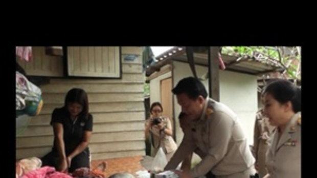 Sakorn News : ทต.บางพลี ดูแลรักษาผู้ป่วยสูงอายุที่เดินไม่ได้