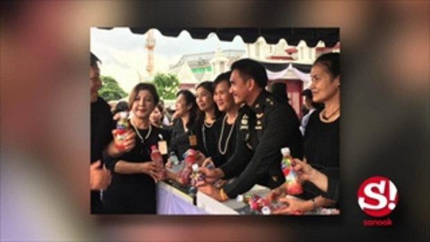 ผู้พันเบิร์ด ให้กำลังใจคนไทย พ่อหลวงจะอยู่กับเราตลอดไป
