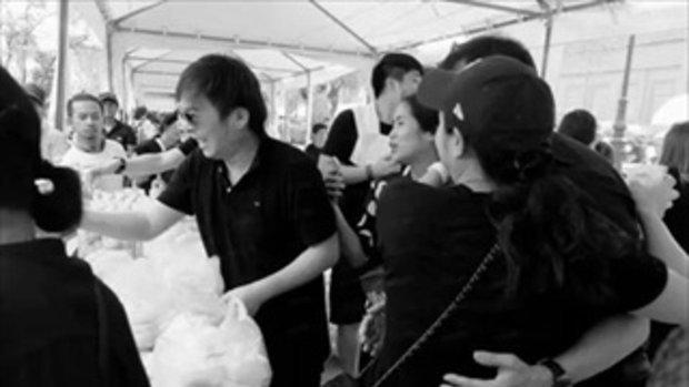 นาตาลี เดวิส ซึ้งน้ำใจคนไทย!! ร่วมกันทำดี สามัคคี ให้พ่อหลวงสบายใจ