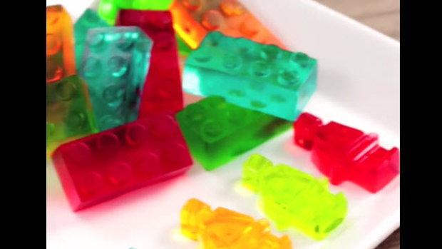 Gummy Lego เลโก้เจลลี่