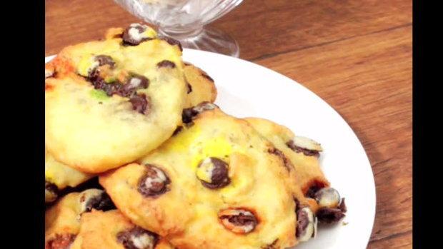 Choco Cookie & Cream Caramel