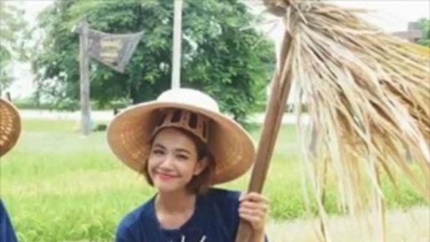 ท็อป - นุ่น ลุยงานเพื่อสังคม ทำโครงการรณรงค์ให้คนไทยคัดแยกขยะ