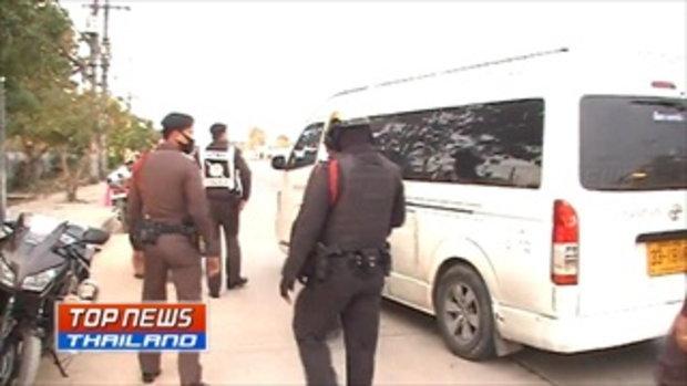 ตั้งด่านชายแดนสกัดจับสาวพม่าฉกเพชร 7 ล้าน