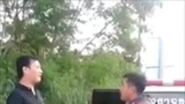 หนุ่มอ้อนตำรวจอ้างเมาแต่ไม่ยอมเป่า เพราะไม่ได้สร้างความเดือดร้อนให้ใคร