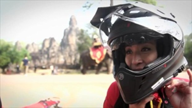 Ep.12 Honda CRF250 Rally The Fearless Destination