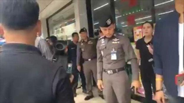 ตำรวจคุมตัว เปรี้ยว พร้อม 2 สาวทีมหั่นศพ ไปทำแผนประกอบคำรับสารภาพคดีหั่นศพแอ๋ม