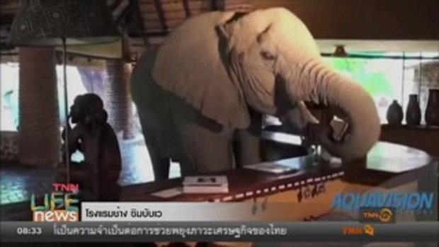 โรงแรมช้าง ซิมบับเว
