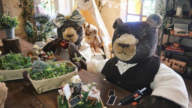 Teddy Castle อาณาจักรของคนรักหมี