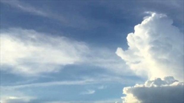 ท้องฟ้าที่ ซอยนาคดี แพรกษา สมุทรปราการครับ สวยมาก