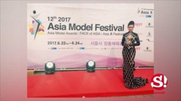 เซ็กซี่ระดับเอเชีย โซเฟียร์-มาเฟีย รับรางวัล MAXIM K-MODEL AWARDS 2017