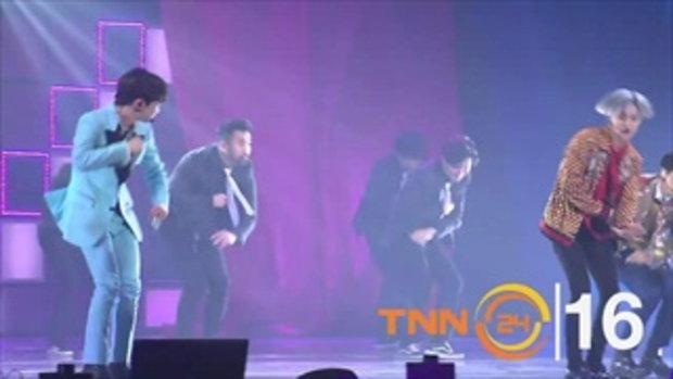 """บรรยากาศคอนเสิร์ต """"SHINee WORLD V"""" in BANGKOK'"""