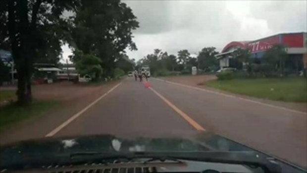 ตำรวจดีๆก็มีเยอะ สุดยอดตำรวจไทยครับ