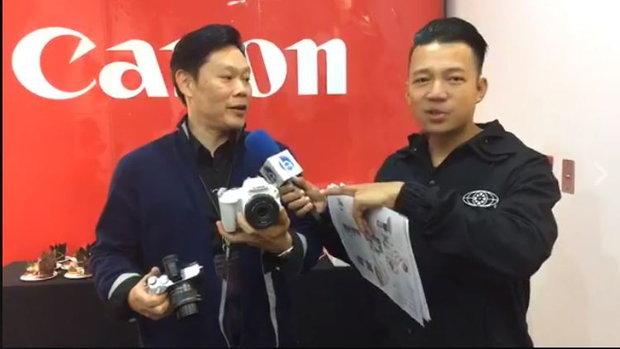 เอาล่ะจุ้ย! กล้องใหม่ 6D Mark II มาถึงแล้ว!! พ่วงกล้อง EOS 200D สำหรับคุณผู้หญิง!! 'หนุ่ย พงศ์สุข' พ