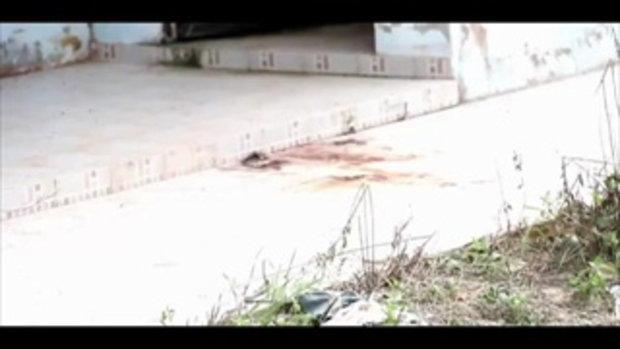 ลูกชายวัย 5 ขวบช็อก !! แม่พามาเตะบอล จู่ๆ กลายเป็นศพถูกฆ่าหมกห้องน้ำโรงเรียน