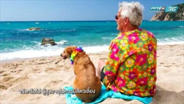 จริงหรือไม่ ผู้สูงอายุไม่ควรมีสัตว์เลี้ยง - สนุกกับสุขภาพ Happy and Healthy EP.127