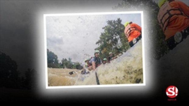 ล่องแก่งน้ำเขก สนุก มันส์ ท้าทายเหล่าผู้กล้าที่รักการผจญภัย!!