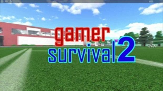 ROBLOX : gamer survival OP2 V2 (fantastic dreamer)