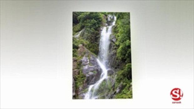 ตามล่าหาเห็ดแชมเปญ ลุยป่าฝ่าน้ำไปชมความงามของน้ำตกโกรกอีดก ใครสายผจญภัยต้องห้ามพลาด!!