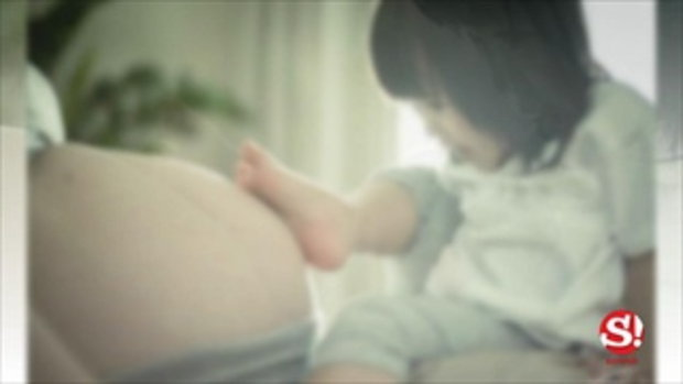 โค้งสุดท้าย นุ้ย สุจิรา อวดท้องโตก่อนคลอดลูกชาย ทายาทคนที่ 2