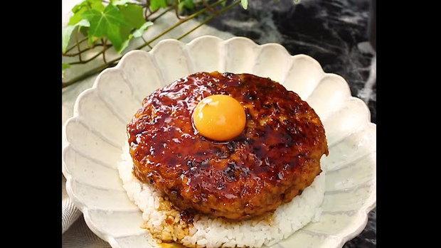 ข้าวหน้าสเต็กไก่เทอริยากิ