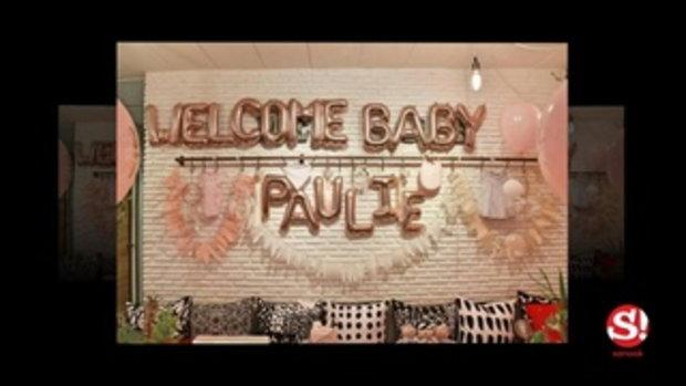 ยินดีด้วย ตุ๊กตา อินทิรา คลอดลูกสาว น้องพอลลี่