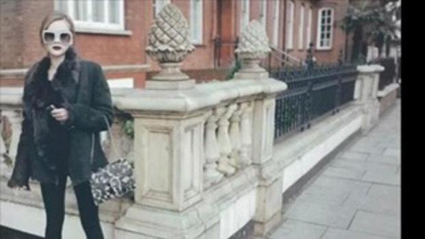 ส่องแฟชั่น ดิว อริสรา ควงไผ่ วันพอยท์ เที่ยวลอนดอน จัดเต็มยิ่งกว่ารันเวย์ !