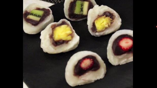 ฟรุ๊ตตี้ไดฟุกุ (Fruit Daifuku)