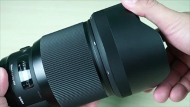 Tech Chill ตอนที่ 196 เลนส์ Sigma 85mm f1.4 Art
